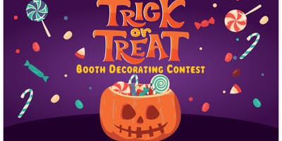 ***** or Treat and Booth Decorating Contest at T&W Flea Market