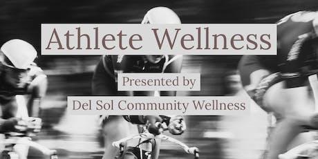 Athlete Wellnes tickets