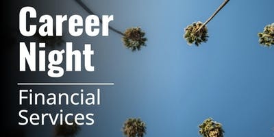 Financial Services Career Night