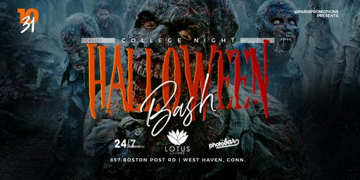 College Night Halloween Party