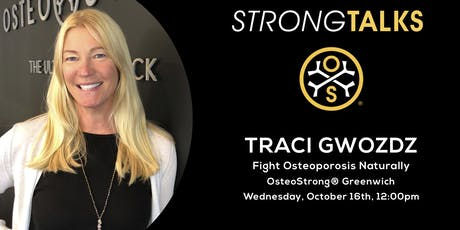 Lunch & Learn - The Future of Bone Health with Traci Gwozdz tickets