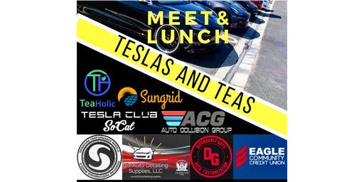 Teslas & Tea - Lunch Event
