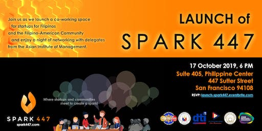 LAUNCH OF SPARK 447