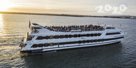 Hornblower New Year's Eve Sunset Dinner Cruise tickets