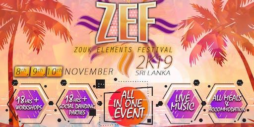 ZEF 2K19 Sri Lanka in association with NEO Network