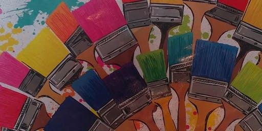 DiY Paint Party-101