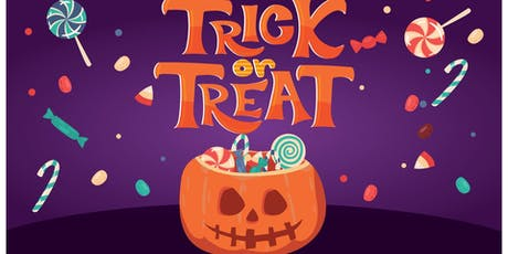 Trick or Treat at Awesome Flea Market tickets