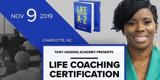 Life Coaching Certification Program - Charlotte NC
