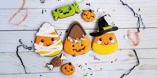 Corny Costumes Cookies and Cocktails