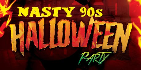 Nasty 90s Halloween Party tickets