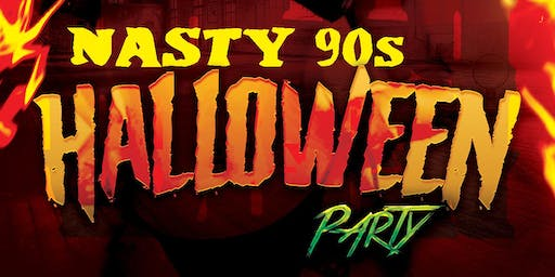 Nasty 90s Halloween Party
