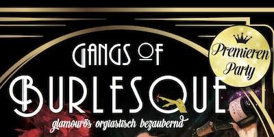 Gangs of Burlesque Premieren Party