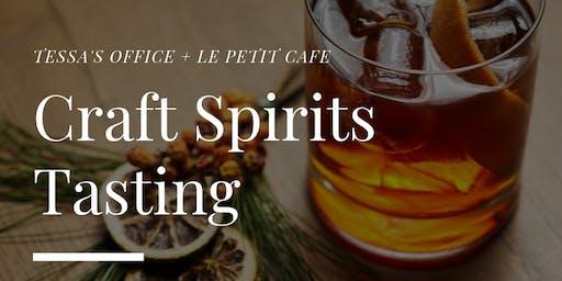 Exclusive Spirits Tasting