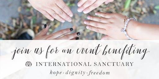 Eastridge Hosts - International Sanctuary - Awareness of Human Trafficking