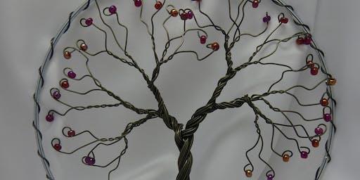Tree of Life Workshop @ Cafe Haven