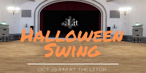 Halloween Swing at the LIT GR
