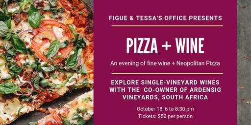 Pizza + Wine