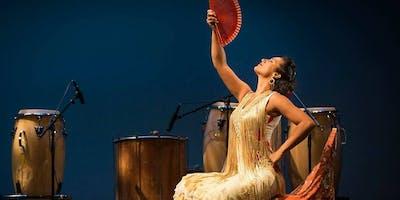 Brazilian Jazz & Flamenco Feat. Barbara Martinez
