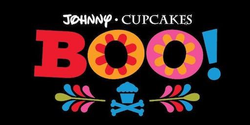 Johnny Cupcakes Spooktacular Pop-up at Big Ugly Brewing