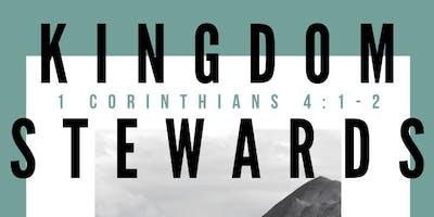 """Kingdom Stewards"" Young Adults Retreat   REGISTRATION FORM"