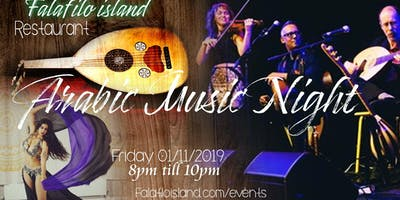 Falafilo Island Arabic Music Night