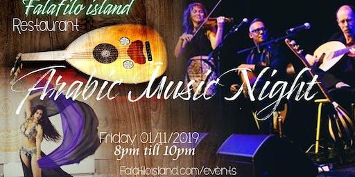 Falafilo Island Arabic Music Night