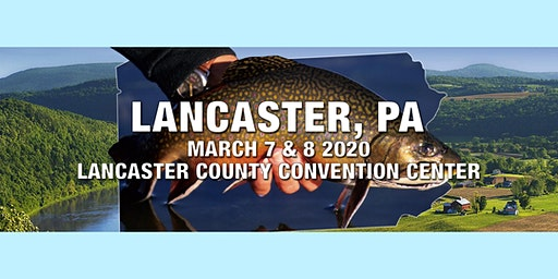 Fly Fishing Show Lancaster 2020 - Online Ticket Sales