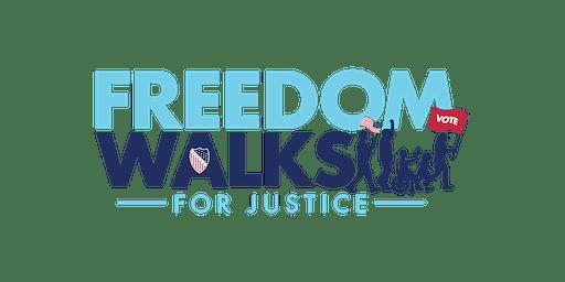CHARLOTTESVILLE FREEDOM WALK
