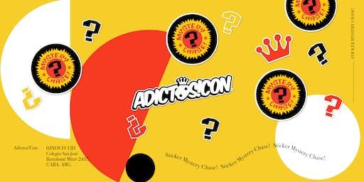 Expansión Sticker Mystery CHASE - Adictos!Con19