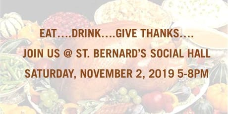 Global Ties Akron International Thanksgiving Dinner tickets