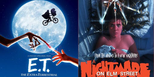 Looking Glass Theater Presents E.T. & A Nightmare on Elm Street