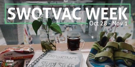 SWOTVAC Week  tickets