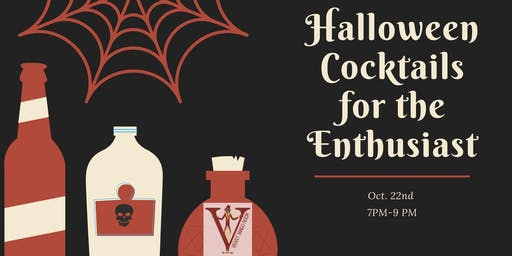 Halloween Cocktails for the Enthusiast