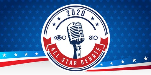 The 2020 KGO All Star Debate!