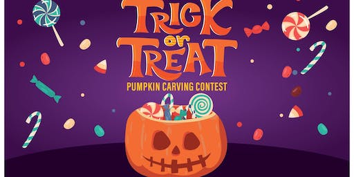 Trick-or-Treat and Pumpkin Carving Contest at J&J Flea Market
