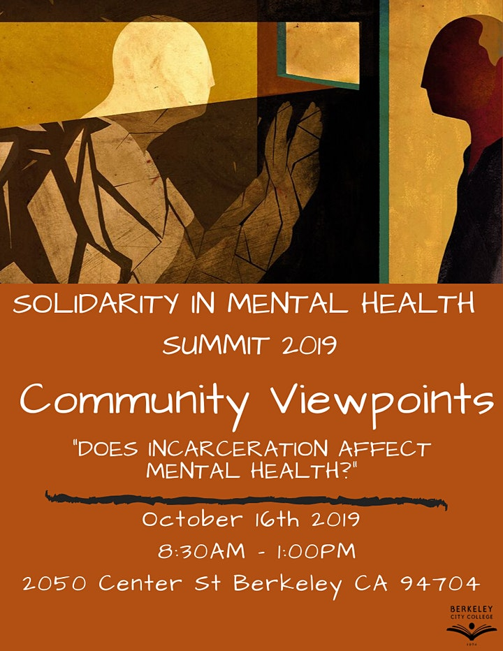 Solidarity in Mental Health: Incarceration and Communities  - Viewpoints image