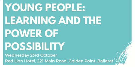 Young People:  Learning and the Power of Possibility tickets