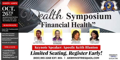 Wealth Symposium: Financial Health