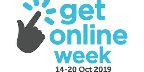 Get Online Week 2019 @ Cygnet Library tickets