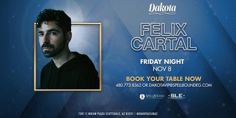 FELIX CARTAL tickets