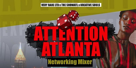 NEW LOCATION!!! ATTENTION ATLANTA Networking Mixer @MembersOnlyAtl (A3C Wknd) tickets