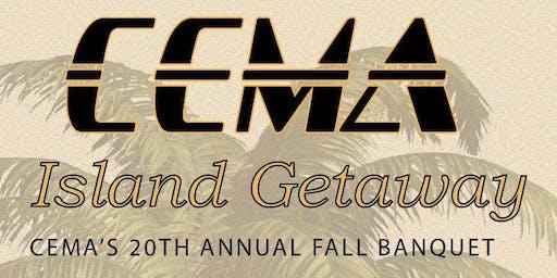 CEMA 20th Annual Island Getaway Banquet