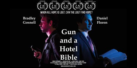 Gun and a Hotel Bible tickets