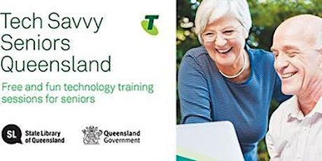 Tech Savvy Seniors - Simple Photo Editing - Tin Can Bay tickets