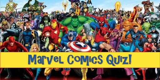 Marvel Comics Trivia and Costume Contest