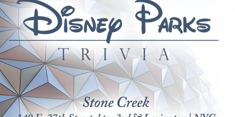 Disney Parks Trivia tickets