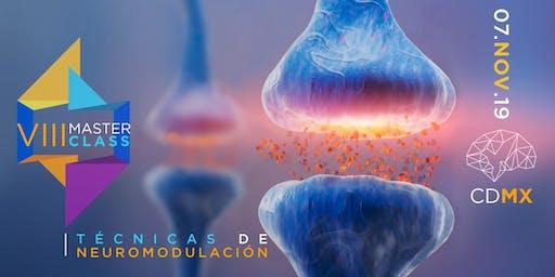 VIII Master Class - Técnicas de neuromodulación: novedades científicas y cl