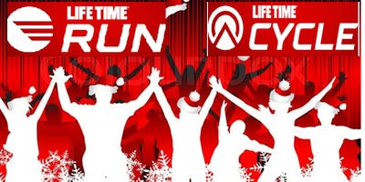 Life Time Run/Cycle Club Holiday Party!