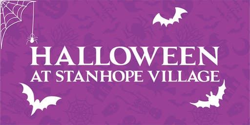 Halloween at Stanhope Village