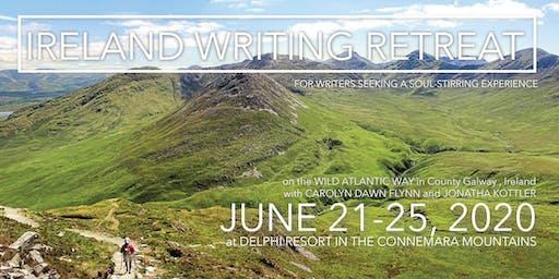 Ireland Writing Retreat on the Wild Atlantic Way - June 21-25, 2020